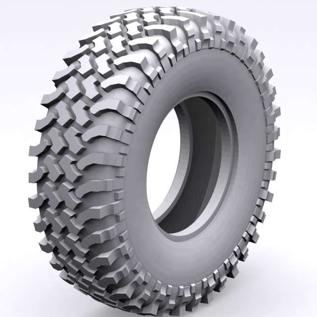 RC4WD Mud Thrashers 1.9 Scale Tires