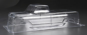 Parma 110 1967 Ford F150 Lexan Truck Body Outlaw Hobby